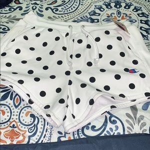 Champion polka dot shorts